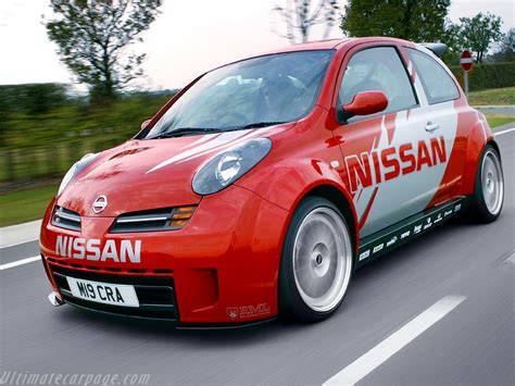 Nissan Micra R High Resolution Image (4 of 6)