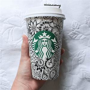 starbucks art on Tumblr