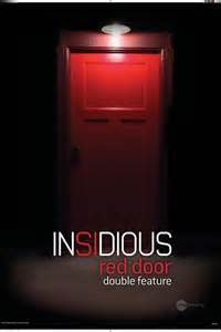 Red Door Insidious Double Feature