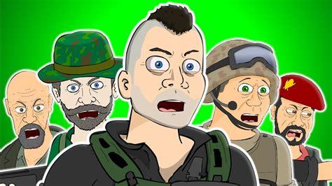 call  duty modern warfare  musical animated parody