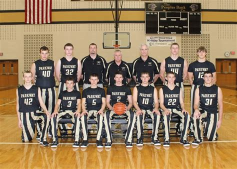boys basketball parkway schools