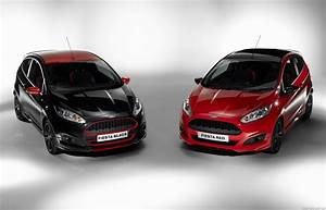 Ford Fiesta Edition : ford fiesta red black edition drive safe and fast ~ Maxctalentgroup.com Avis de Voitures