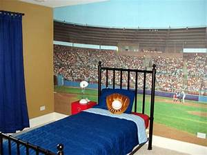 bedroom sports decorating ideas | Bedroom Decorating Ideas ...
