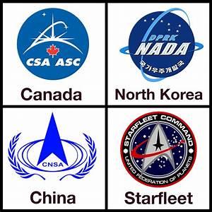 Logos in Space – Logo Geek