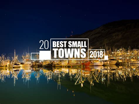 The 20 Best Small Towns to Visit in 2018 | Travel ...
