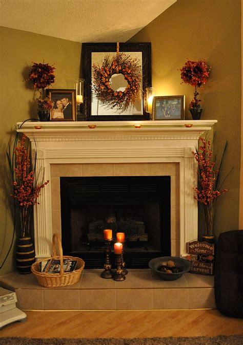 riches  rags  dori fireplace mantel decorating ideas
