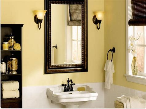 Colors For Small Bathrooms Ideas by Best Colors To Paint A Bathroom Bathroom Paint Colors For