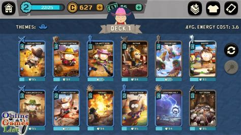 Ubisoft has just launched south park: South Park: Phone Destroyer - Upgrading Cards and Deck Building #2 (Android Gameplay ᴴᴰ) - YouTube