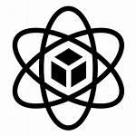 Icon Science Materials Icons Icono Materiales Ciencia