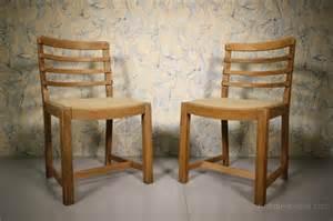 set of six 1930 s heals oak dining chairs antiques atlas