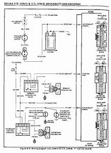 Ignition Switch Wiring Diagram For 89 Camaro