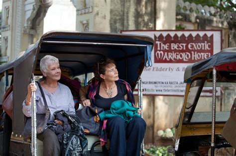 The Best The Best Marigold Hotel 2011