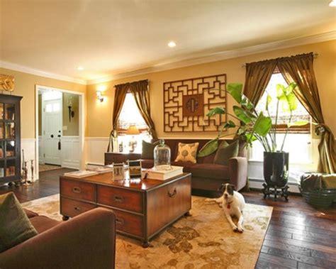 Modern Asian Living Room Decorating Ideas