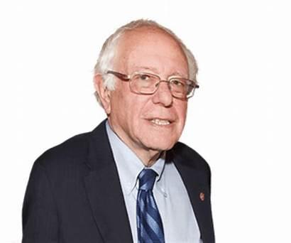 Bernie Sanders Transparent Power Working Mail Class