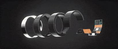 Ring Smart Circular Device Wearable Rate Heart
