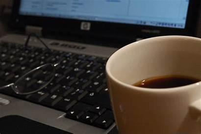 Coffee Break Office Refrigerio Working Tiempo Mind