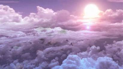 Clouds Background Cloud Pink Designs Advertisement