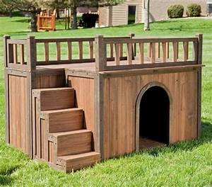 stylish dog houses for pampered pooches With stylish dog kennels