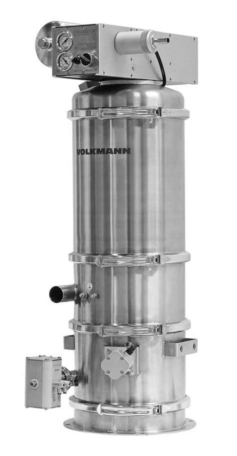 Gentle Pneumatic Vacuum Conveyors   Powder/Bulk Solids