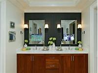 contemporary bathroom mirrors Photo Page | HGTV