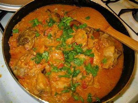 mouth watering indian chicken curry mouthwatering