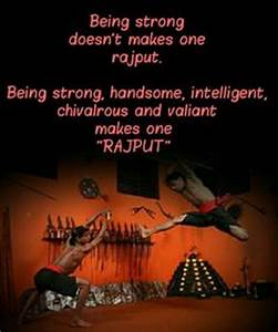 Quote by Chhatr... Great Rajput Quotes