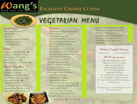 carte cuisine food menu wangs 39 food and catering