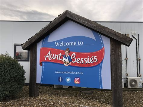 National Yorkshire Pudding Day: We visited Aunt Bessie's ...