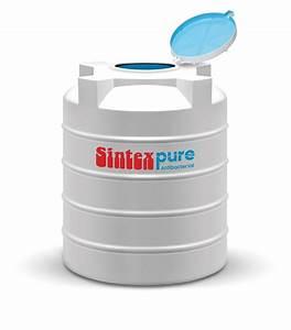 Sintex Pure Antibacterial Water Tanks