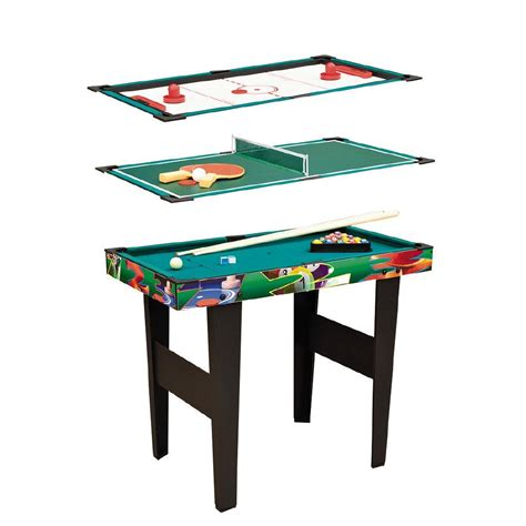 3 in one game table active intent 3 in 1 game table the warehouse