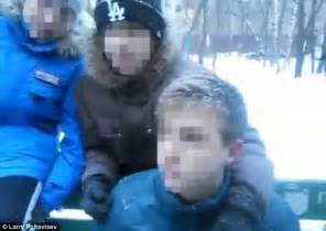 Russian Neo Nazis Torture Gay Teenager They Tricked Into