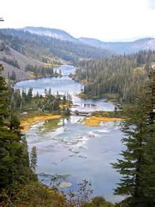 Twin Lakes Mammoth California
