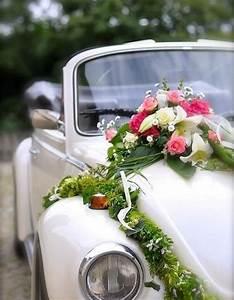 Noeud De Voiture Mariage : decoration mariage voiture fleurs ~ Dode.kayakingforconservation.com Idées de Décoration