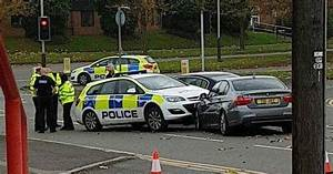 Dad-of-7 stole police car and crashed it while driving in ...