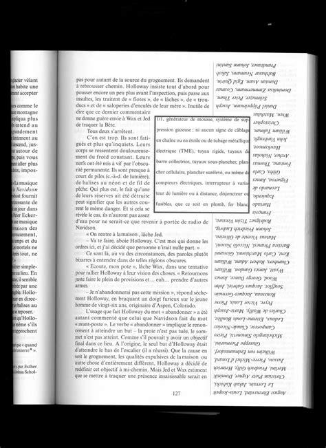 la maison des feuilles un doigt dans le culte la maison des feuilles le livre qui rend fou dossier livre bd