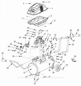 Campbell Hausfeld Wl650103 Parts Diagram For Air