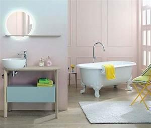 salle de bain de style campagne des inspirations deco With salle de bain style campagne