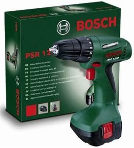 Batterie Bosch Psr 1200 : bosch psr 1200 accuboormachine 12 v klussen ~ Edinachiropracticcenter.com Idées de Décoration