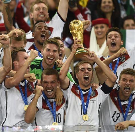"""Brasilien steht im halbfinale der wm 2014. Fußball-WM 2014: """"Ganz Deutschland ist Weltmeister"""" - WELT"""