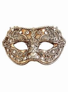 Colombina macrame argento - Venetian Mask - maskworld com