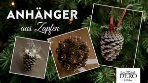 weihnachtsdekoration basteln weihnachtsdeko basteln hübsche deko mit zapfen how to deko kitchen