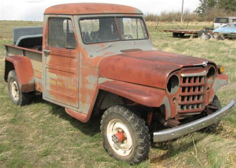 restored restorable jeep  classic vehicles  sale