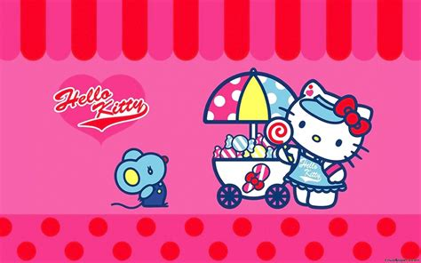 Hello Kitty Hd Wallpapers Free