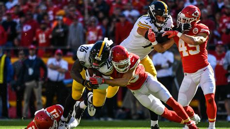 Watch Steelers @ Chiefs Live Stream   DAZN CA