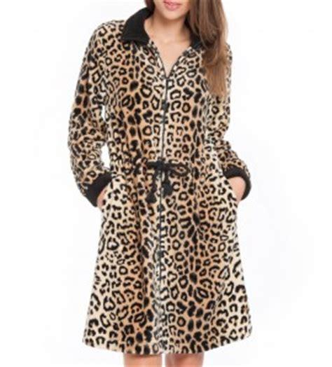 chambre leopard robe de chambre leopard