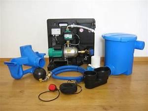 Système De Récupération D Eau De Pluie : pack complet de recuperation d 39 eau de pluie ~ Dailycaller-alerts.com Idées de Décoration