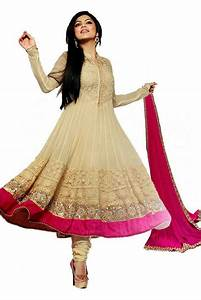 Buy Online Drashti Dhami Georgette and Net Semi Stitched