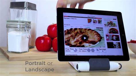support cuisine tablette support pour tablette i prep spécial cuisine
