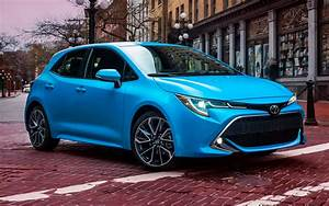 2019 Toyota Corolla XSE Hatchback - Wallpapers and HD