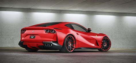 812 Superfast Wallpaper by Wheelsandmore Works Its Magic On The 812 Superfast